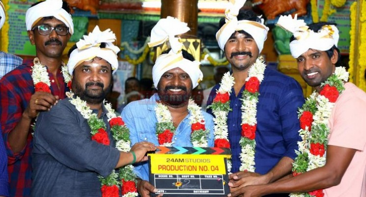 SivaKarthikeyan12 Movie Pooja Stills