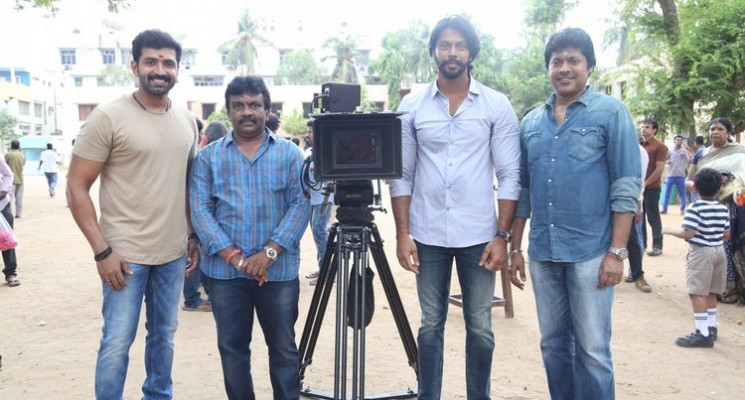 Thadam Movie Launch Stills