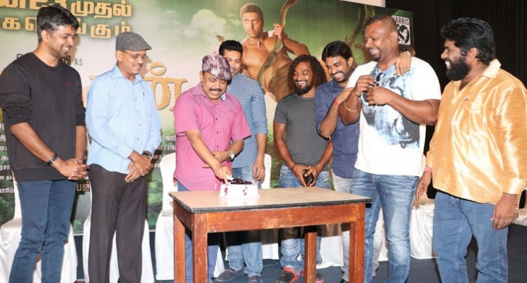 Vanamagan Movie Press Meet Stills