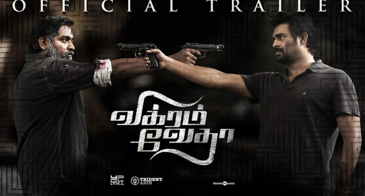 Vikram Vedha Movie Official Trailer