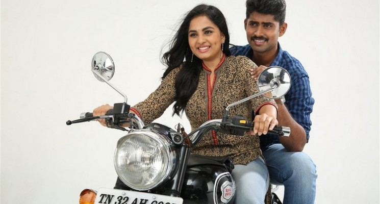 Sathru Movie Photos