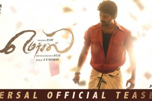 Mersal – Official Tamil Teaser