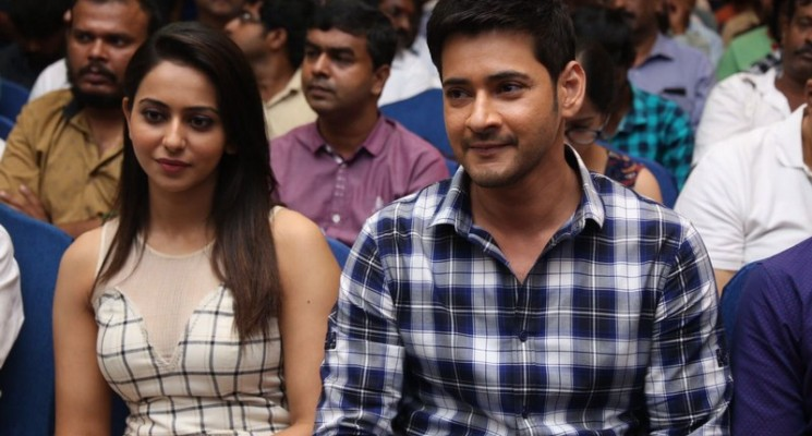 Spyder Movie Press Meet Photos