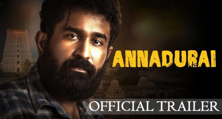 Annadurai – Official Trailer | Vijay Antony