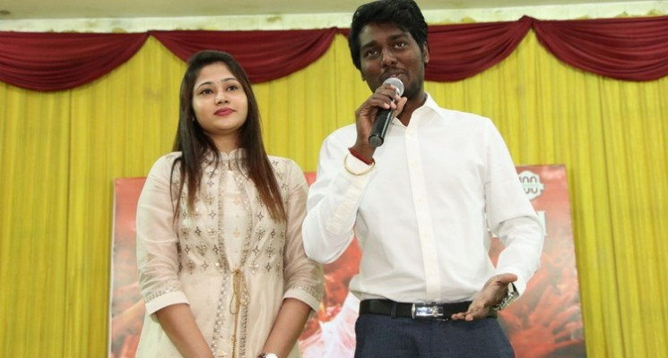 Director Atlee Meet and Greet Images