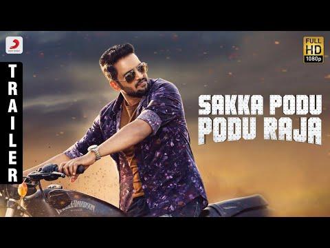 Sakka Podu Podu Raja – Official Tamil Trailer