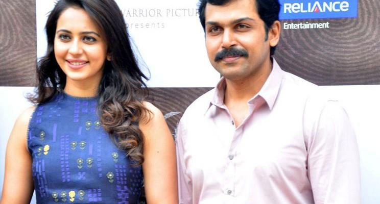 Theeran Adhigaaram Ondru Movie Press Meet Photos