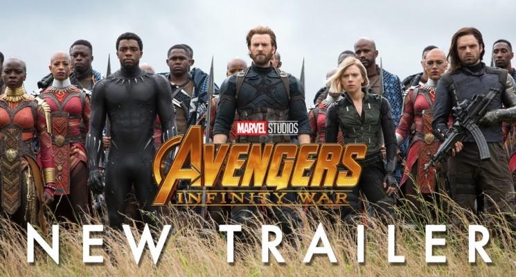 Avengers: Infinity War – Official Trailer
