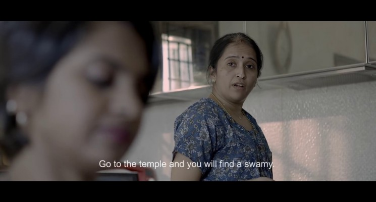 'PACHONDI ' Short Film