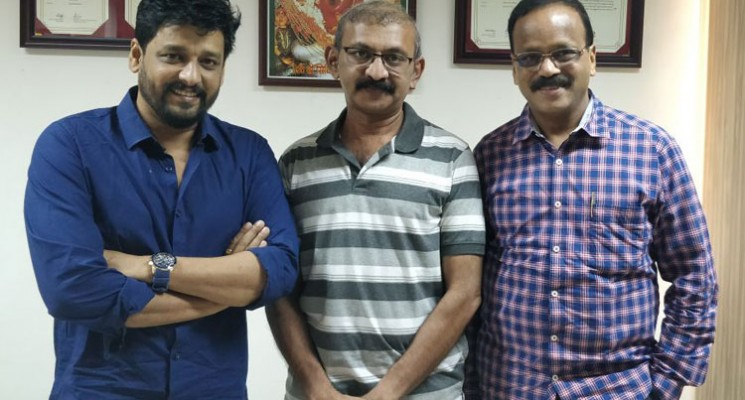 Vidharth roped in for Radha Mohan's remake with Jyotika