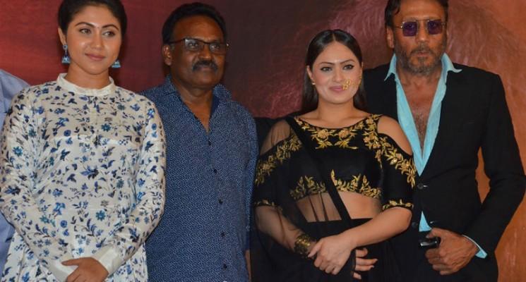 கஸ்தூரிராஜா இயக்கத்தில் ஜாக்கி ஷெராப் நடிக்கும் 'பாண்டி முனி'…!