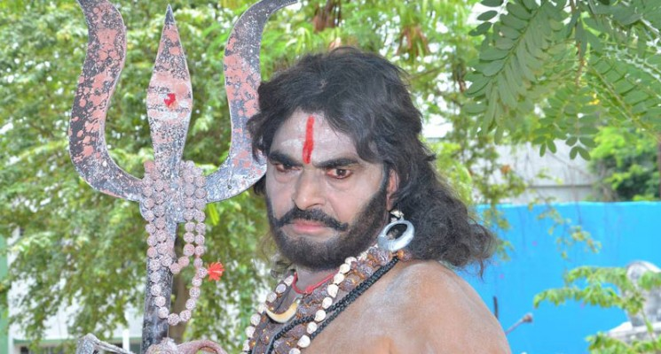 சாயாஜி ஷிண்டேயின் வித்தியாச நடிப்பில் 'அகோரி'..!