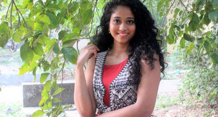 சுசீந்திரனின் 'ஏஞ்சலினாவில் டைட்டில் ரோலில் நடிக்கும் க்ரிஷா க்ரூப்..!