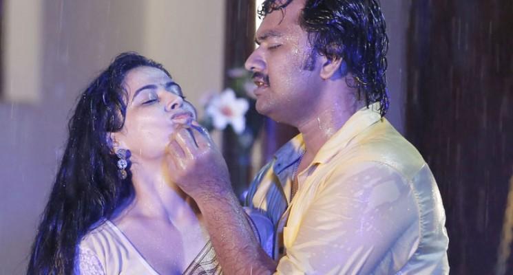 ஜீவா – திஷாபாண்டே நடிப்பில் திகில் நகைச்சுவை படம் கொம்பு..!