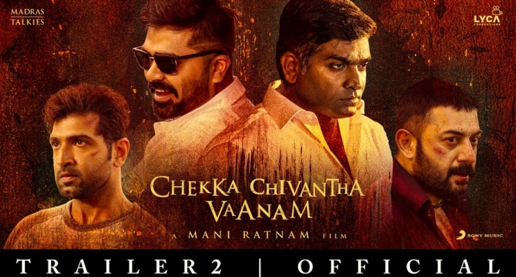 Chekka Chivantha Vaanam – Official Trailer 2