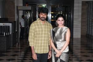 SeemaRaja Trailer Launch Photos