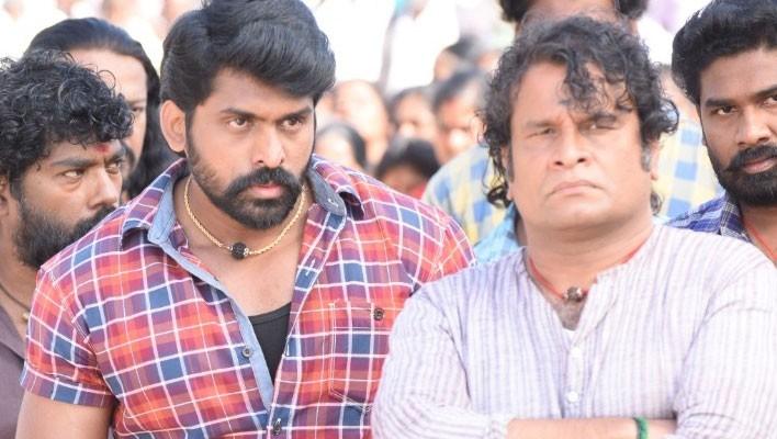 விஷாலின்  அன்பும், ராஜ்கிரணின் பெருந்தன்மையும் : 'சண்டக்கோழி 2' வில்லன் அர்ஜெய்!