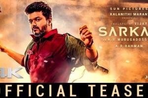 Sarkar – Official Teaser