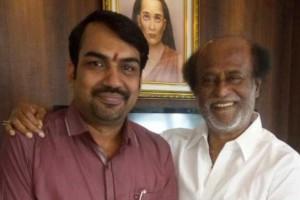 அதிரடி திருப்பம் ; ரஜினியுடன் இணையும் ரங்கராஜ் பாண்டே
