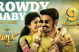 Maari 2 – Rowdy Baby (Lyric Video) | Dhanush
