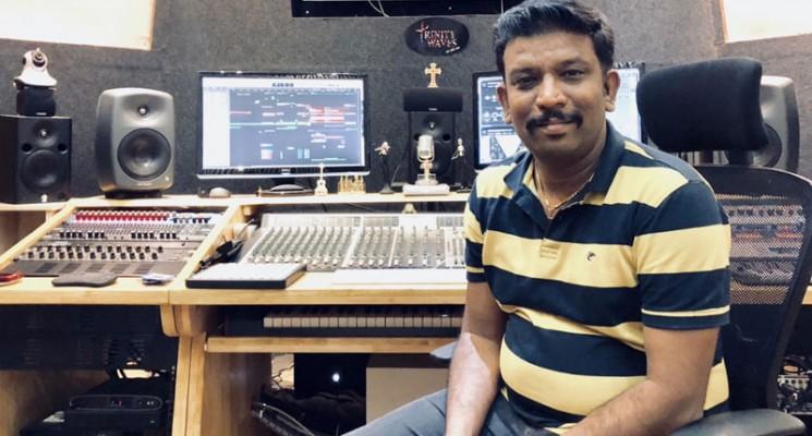 சர்வதேச இசையமைப்பாளர் பட்டியலில்  மாரீஸ் விஜய்..!