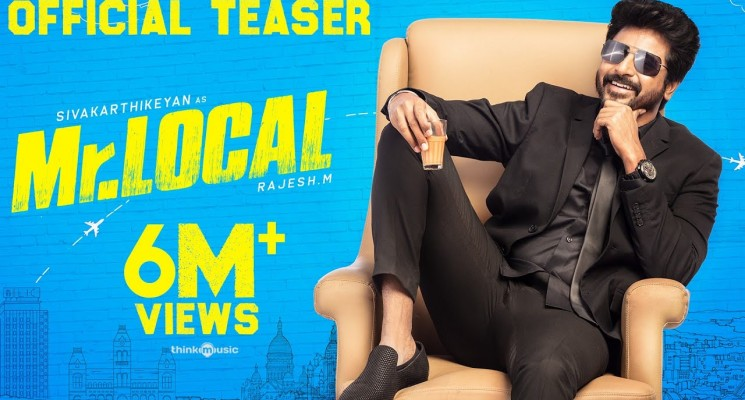 Mr.Local Official Teaser