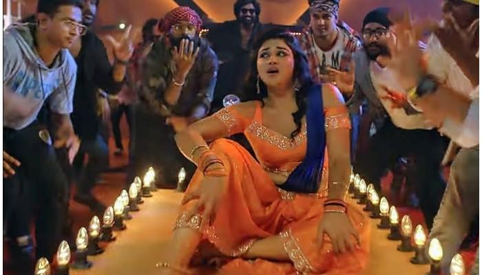 இணையத்தில் செம ஹிட்டான சூப்பர் டூப்பர் படத்தின் ஜில் ஜில் ராணி பாடல்