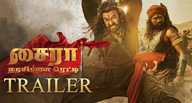 Sye Raa Trailer (Tamil) – Chiranjeevi, Vijay Sethupathi