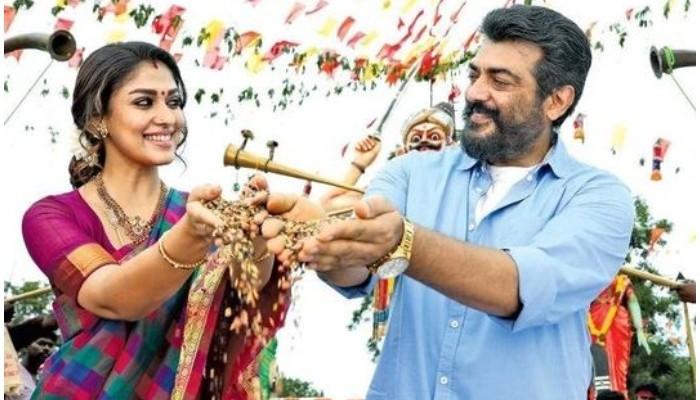 மீண்டும் அஜித்துடன் ஜோடி சேரும் பிரபல நடிகை?