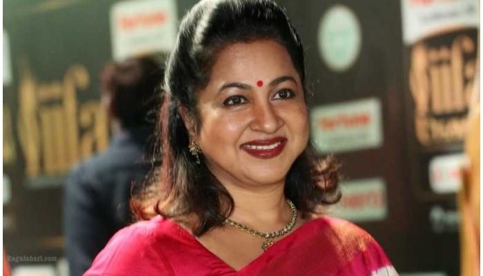 ராதிகா சரத்குமாரின் புதிய அவதாரம் !