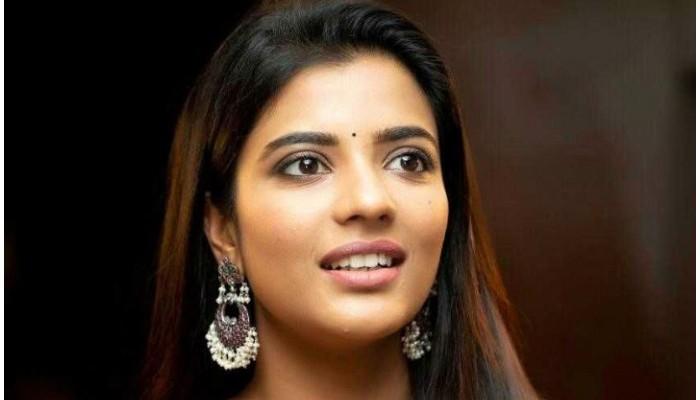 வெப் தொடரில் நடிக்கும் ஐஸ்வர்யா ராஜேஷ்