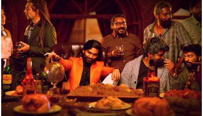 தனுஷின் புதிய திரைப்படம் ஜகமே தந்திரம் படத்தின் மோஷன் போஸ்டர் இணையத்தில் வைரல்