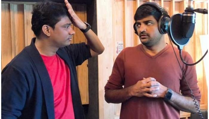 இசை அமைப்பாளர்களை டேக் செய்த காமெடி நடிகர் சதீஷ்!