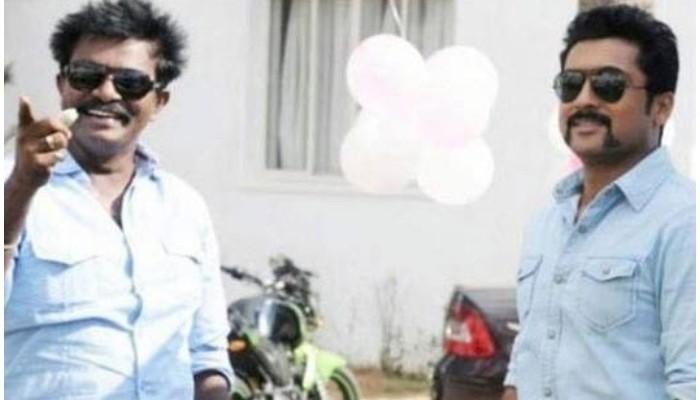 சூர்யா-ஹரி கூட்டணியில் உருவாகும் புதிய திரைப்படம் அருவா!