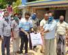 இலங்கை அகதிகளுக்கு இரண்டாவது முறையாக 500 குடும்பங்களுக்கு உதவிய  அபி சரவணன்!