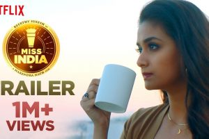 Miss India Tamil Movie Trailer