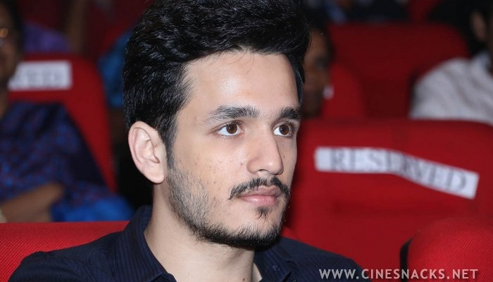 Actor Akhil Akkineni Photos