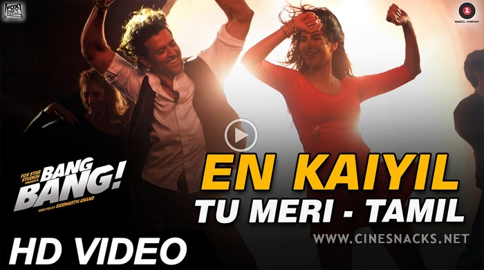 Bang Bang Movie – Tamil Song