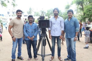 Thadam Movie Launch Stills