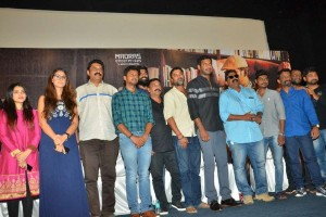 Thupparivaalan Teaser Launch Stills