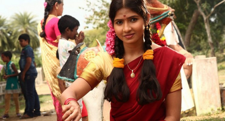 Venba Actress Photos