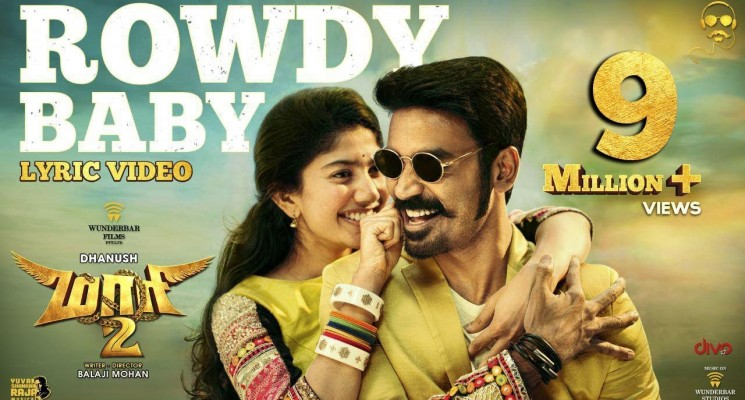 Maari 2 – Rowdy Baby (Lyric Video) | Dhanush
